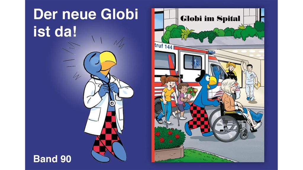 Das neue Globi-Buch ist da!