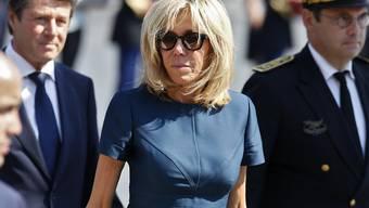 Brigitte Macron will, dass über ihre Aktivitäten als Première Dame informiert wird