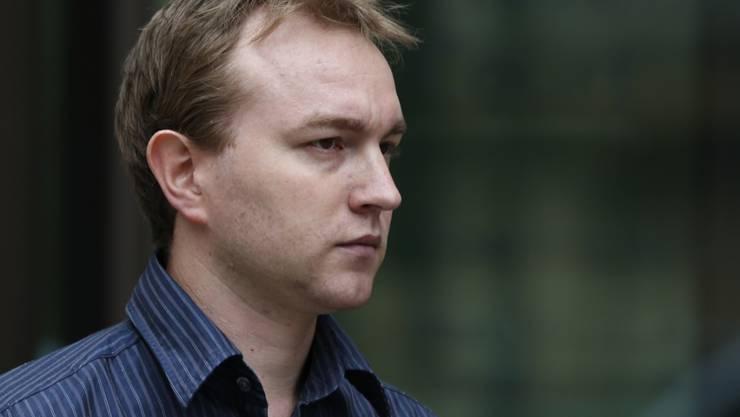 Der Ex-Banker Tom Hayes ist von einem britischen Gericht zu einer Strafzahlung von über einer Million Franken verurteilt worden. (Archivbild)