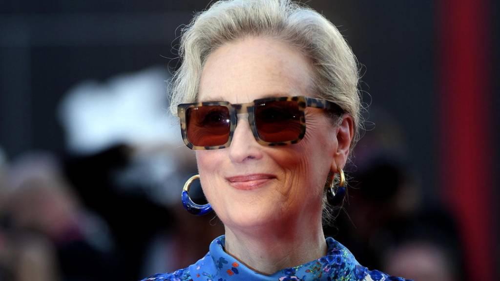 """Meryl Streep wird Ko-Vorsitzende der legendären """"Met""""-Gala"""