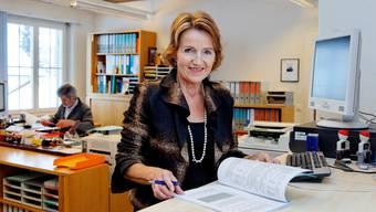 Renate Gautschy (1954), seit 11 Jahren Gemeindeammann von Gontenschwil, FDP-Grossrätin. Derzeit präsidiert sie die GemeindeammännerVereinigung Bezirk Kulm. Sie ist Präsidentin der Aargauischen Stiftung Suchthilfe (AGS), Vizepräsidentin der Verwaltungskommission Sozialversicherung Aargau und Vizepräsidentin KV Lenzburg/Reinach. Sie erholt sich gern in der Natur, beim «Schön wohnen» und Lesen.