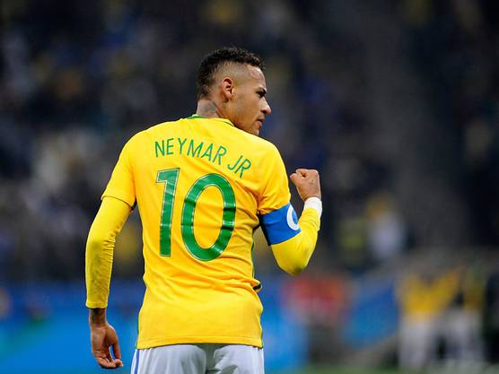 Neymar sorgte für das frühe 1:0