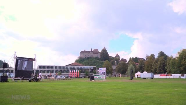 Burgdorf ist bereit für das Turnfest