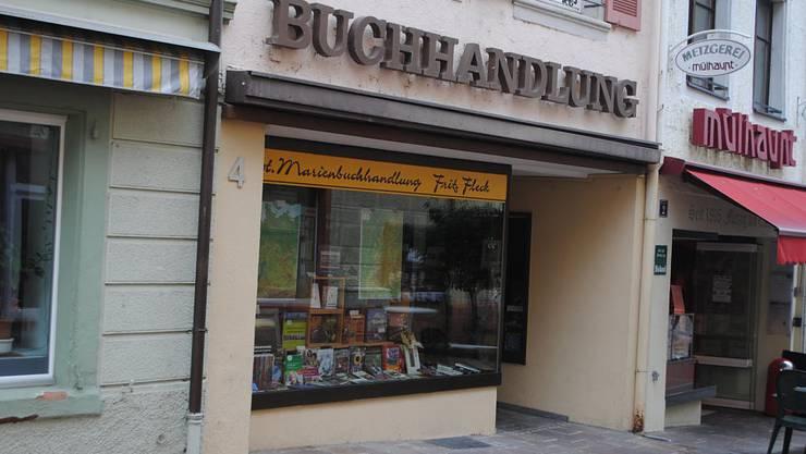 Die St. Marienbuchhandlung in Waldshut schließt zum 1. Juli nach 132 Jahren ihre Türen.