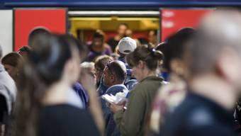 Die Zürcher S-Bahnen sind unpünktlich