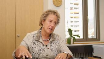 Sandra Frauenfelder.