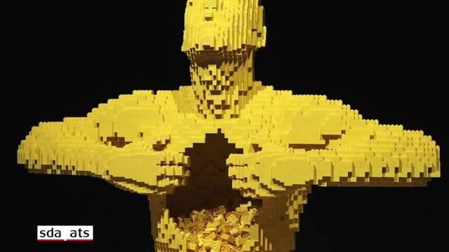 Ausstellung in Genf zeigt Kunst aus Lego