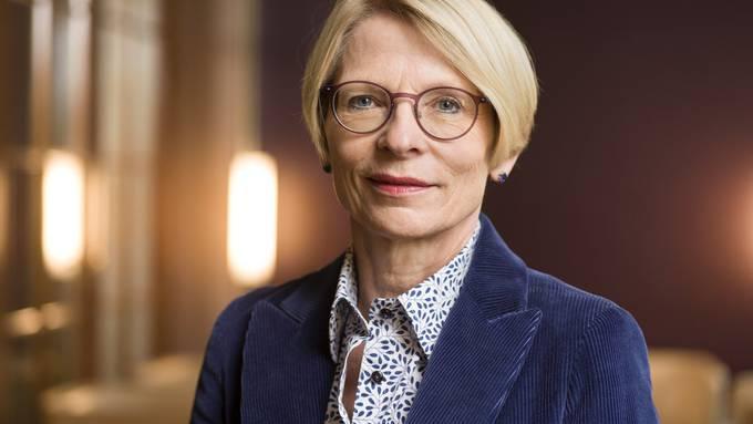 Staatssekretärin Livia Leu nimmt die Nachverhandlungen zum Rahmenabkommen auf.