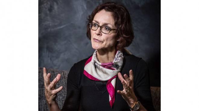 In die Kritik geraten: Economiesuisse-Direktorin Monika Rühl. Foto: Chris Iseli