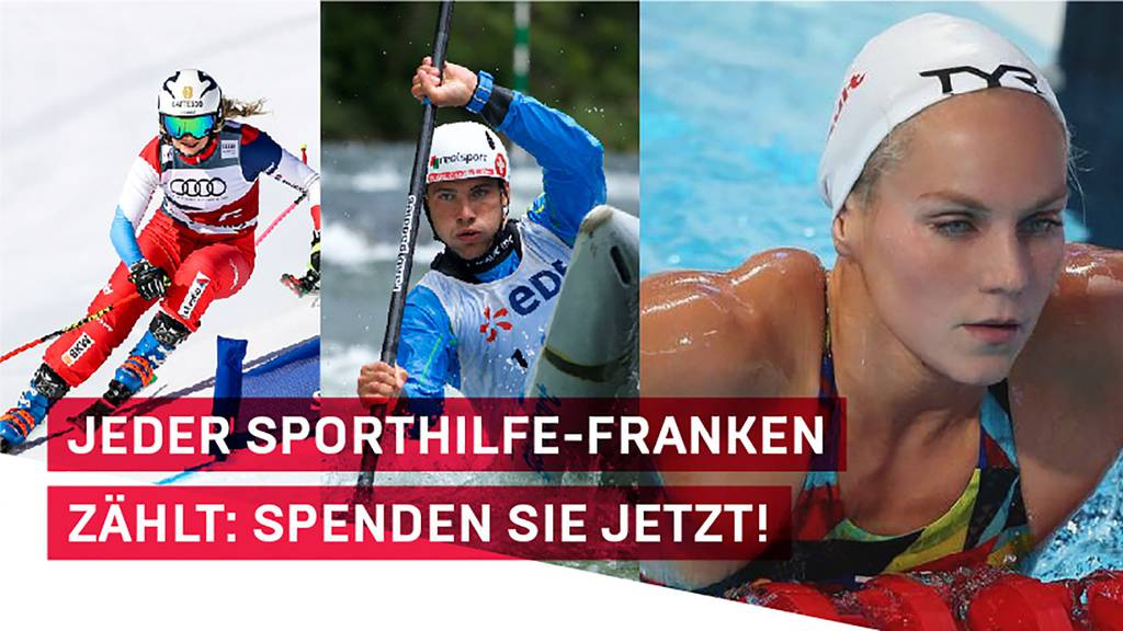 «Jeder Sporthilfe-Franken zählt»