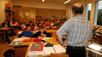 Schulleitung mit den Schulkreisleitungen zufrieden, Austausch muss verbessert werden.