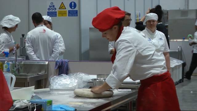 Berufs-WM-Goldmedaille für Gontenschwiler Bäckerin