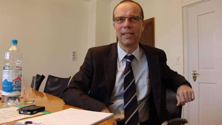 MZU-Direktor Michael Rubertus.