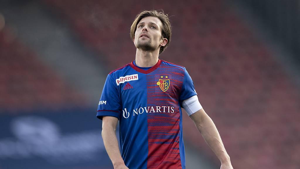 FCB-Captain Valentin Stocker vorläufig suspendiert