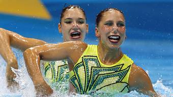 Pamela Fischer und Anja Nyffeler 20. in der Qualifikation