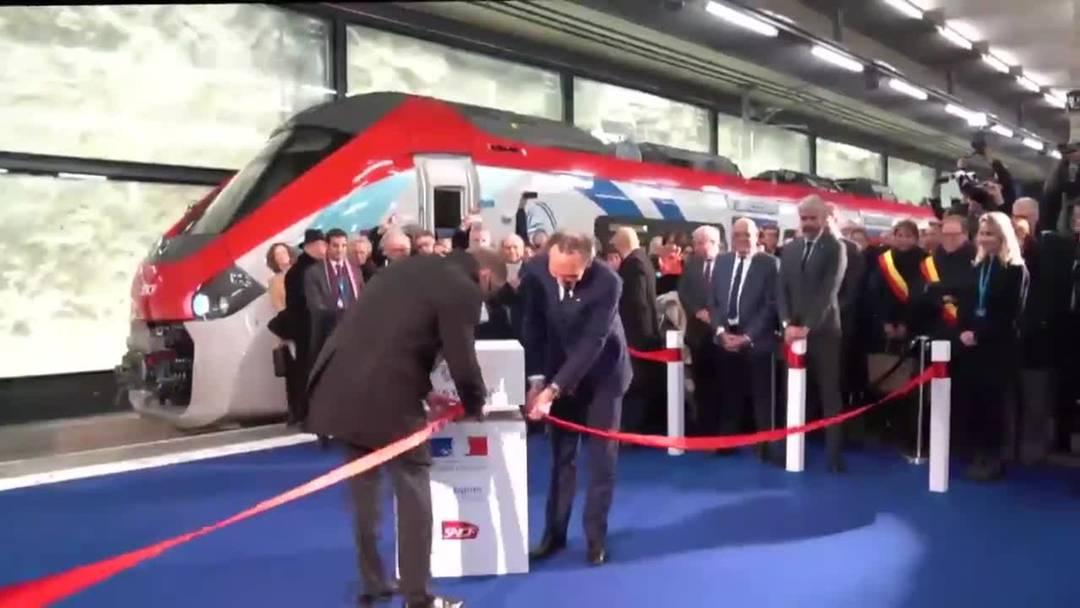 Léman Express: Einweihungsfeiern für grösste grenzüberschreitende S-Bahn Europas