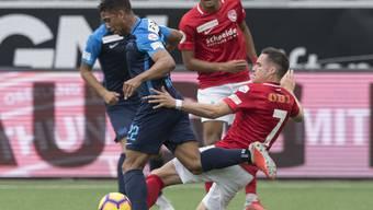 Thun erkämpft sich gegen den FCZ ein Unentschieden
