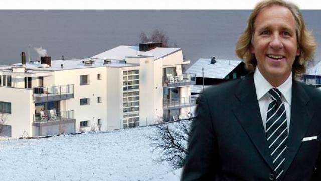 Christoph Gottschalk hat Firma und Wohnung im Kanton Nidwalden.
