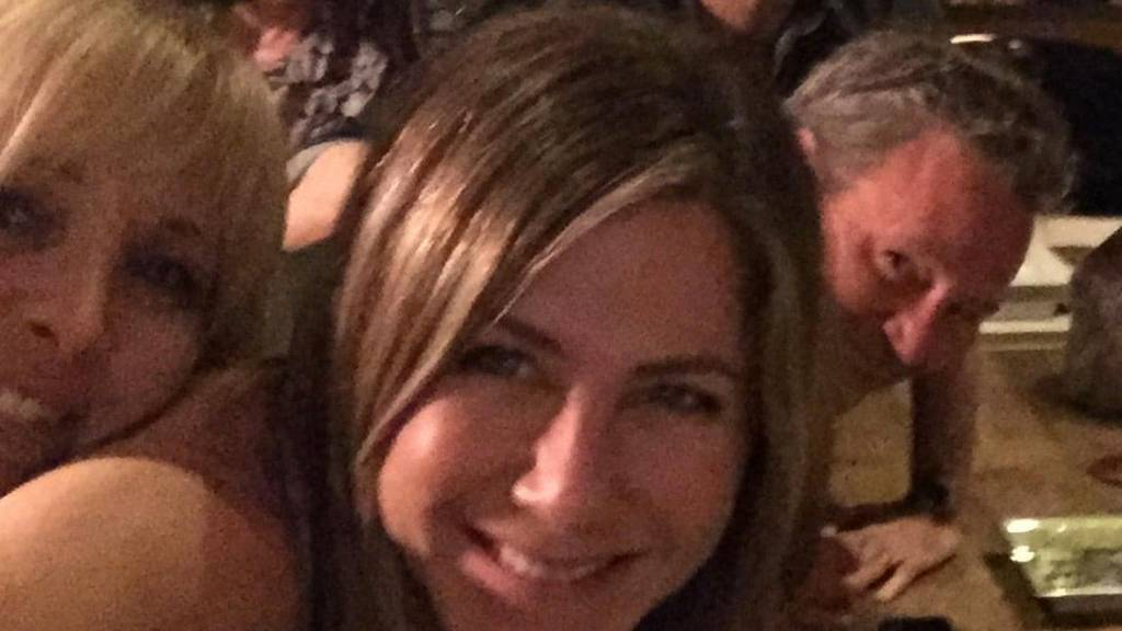 Jennifer Aniston hat mit ihrem 1. Foto grad Instagram zerstört