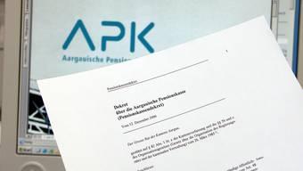 Deckungsgrad der Aargauischen Pensionskasse nähert sich 100 Prozent – Sparguthaben werden höher verzinst.
