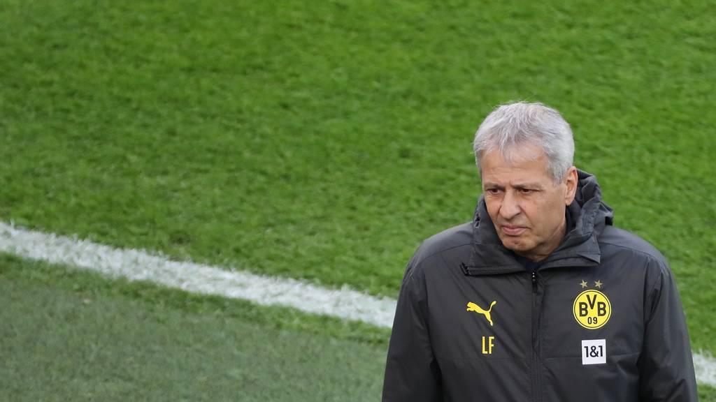Lucien Favre bei Borussia Dortmund entlassen