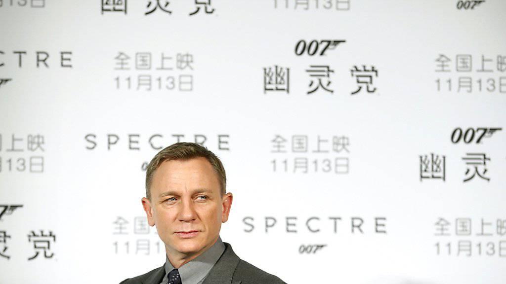 Der aktuelle James-Bond-Darsteller Daniel Craig hat gegen den Brexit gestimmt. (Archivbild)