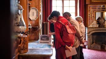 Nach dem Lockdown geht es im Museum Blumenstein weiter mit der Ausstellung «Seife, Sex & Schokolade» (Archivbild)