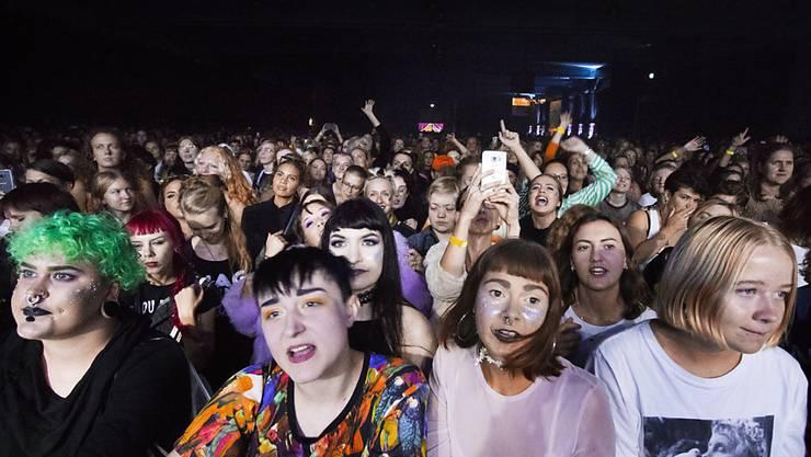 Zutritt nur für Frauen: das Statement-Musikfestival in Göteborg.