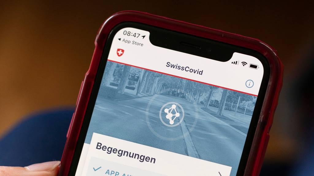 Die Post wirbt in ihren Filialen künftig für die SwissCovid-App