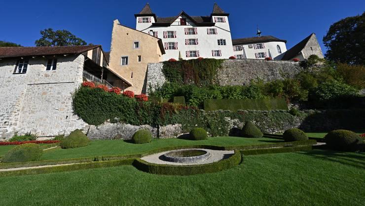Saisonende auf Schloss Wartenfels (Archivbild)