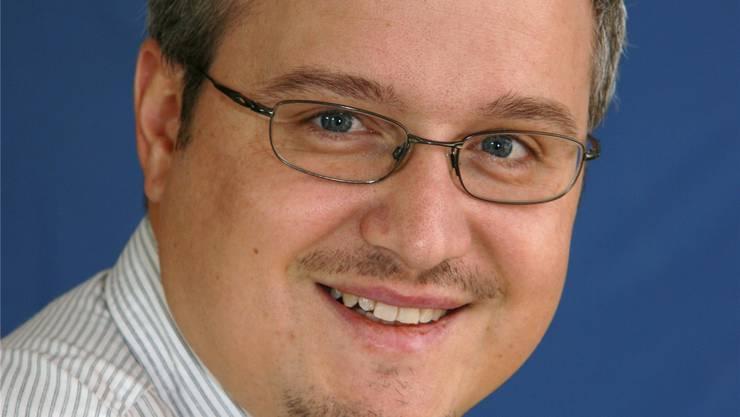 Mario Schegner kandidiert als Nachfolger von Fredy Gut