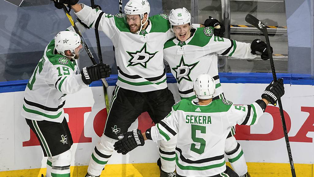 Dallas Stars erstmals seit 2008 im NHL-Halbfinal