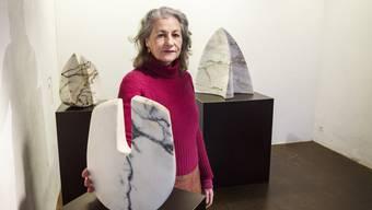 Ausstellung Skulpturen von Guilietta Cocco