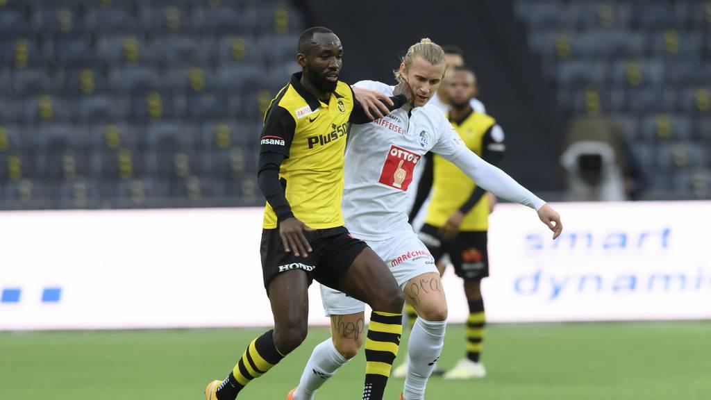 Keine Punkte für den FCL: Luzerner verlieren 1:2 gegen YB