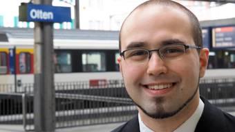 Marco Giglio wechselt von der SVP zur EDU.