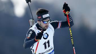 Als 36. bester Schweizer: Mario Dolder