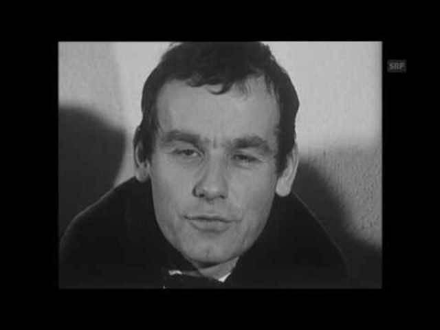 Im sehr kalten Winter von 1963 (Seegfrörni) richtet der junge Pfarrer Ernst Sieber (36) in Zürich einen alten Bunker als Unterkunft für Obdachlose ein. Aus der Sendung «Antenne» (20.12.1963).