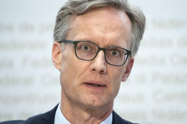 Michael Schöll, Bundesamt für Justiz