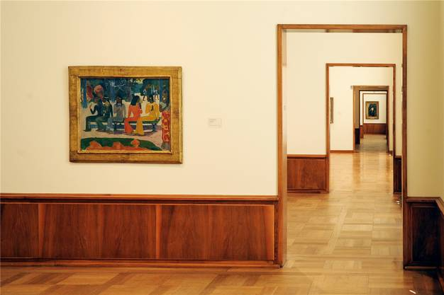 «Ta Matete»: Paul Gauguins Meisterwerk eröffnet neue Perspektiven.