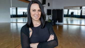 Marzia Talamonti versucht, ihr Tanz-Atelier in Schönenwerd in die Zeit nach Corona zu retten.