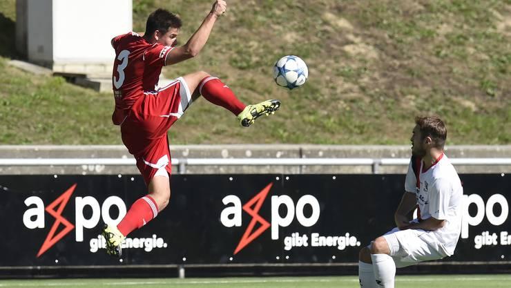 Der FC Baden hat seit dem Rückrundenstart sechs der acht Pflichtspiele gewonnen.