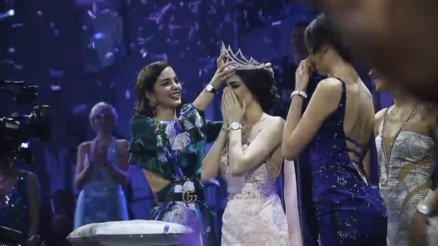 Die neue Miss Schweiz heisst Jastina Doreen Riederer