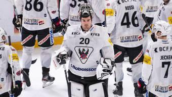 Souverän in den Cup-Viertelfinal: Fribourg-Gottéron