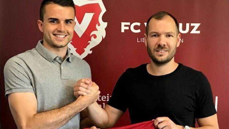 Yannick Schmid wechselt vom FCL zum FC Vaduz