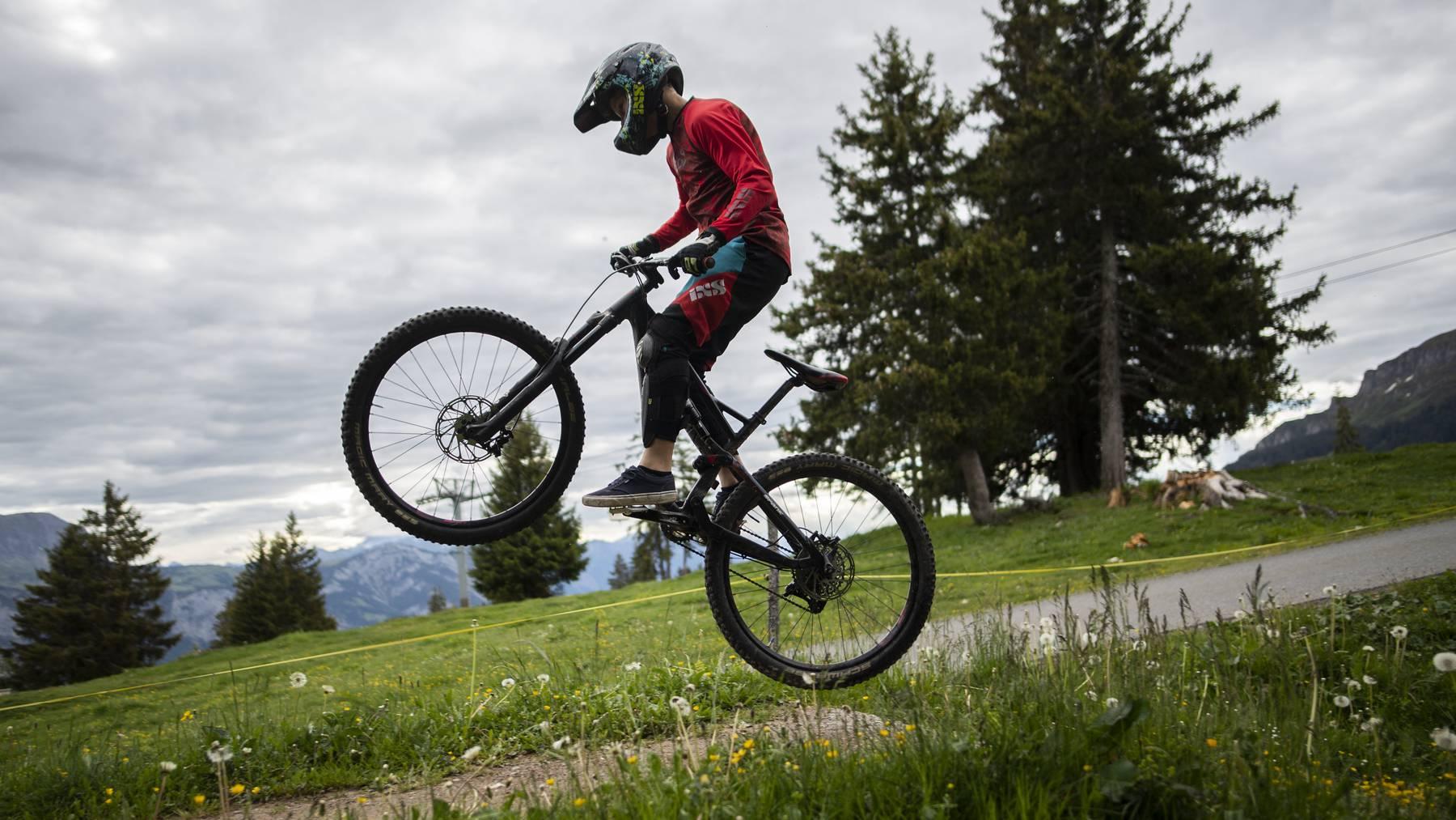 Der Mountainbike-Sport hat in den letzten Jahren einen Boom erlebt. (Symbolbild)