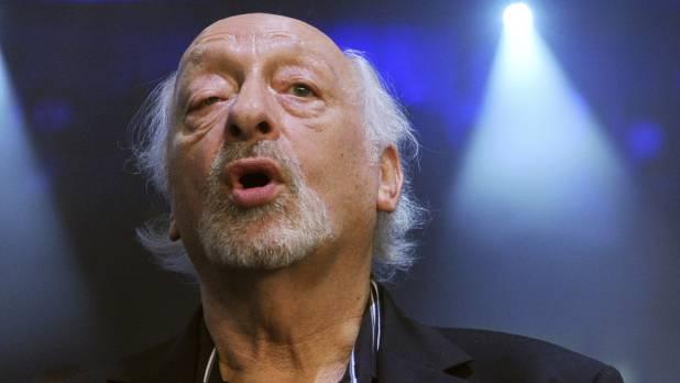 Der Deutsche Entertainer Karl Dall.