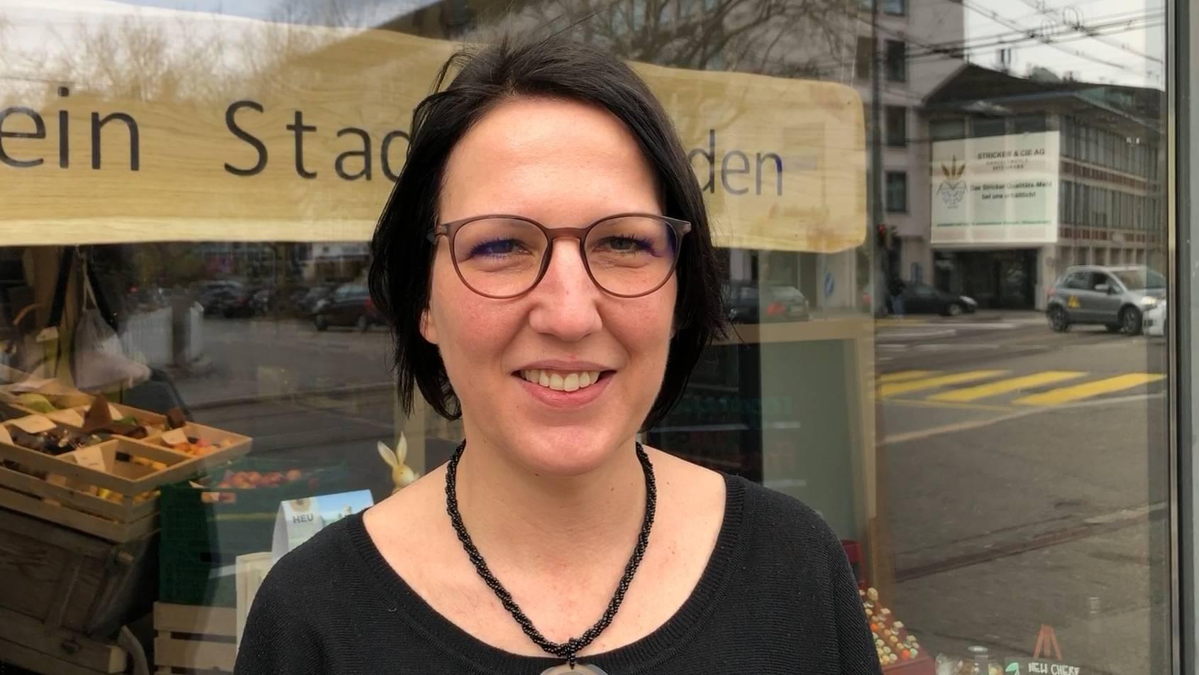 Grace Schatz, Inhaberin Regio Herz St.Gallen
