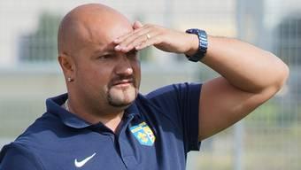 Schlieren-Trainer Antonio Caputo vermisste einiges im Spiel seines Teams.