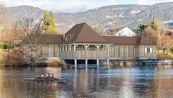 Bootshaus Ruderclub Solothurn
