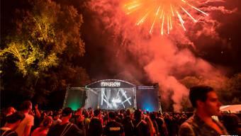 Ein Feuerwerk für Technoliebhaber: Die Tension-Party im Joggeli wird immer grösser und bedeutender.